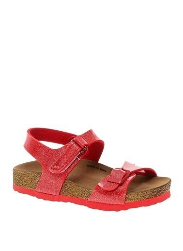 Pink Step Sandalet Kırmızı